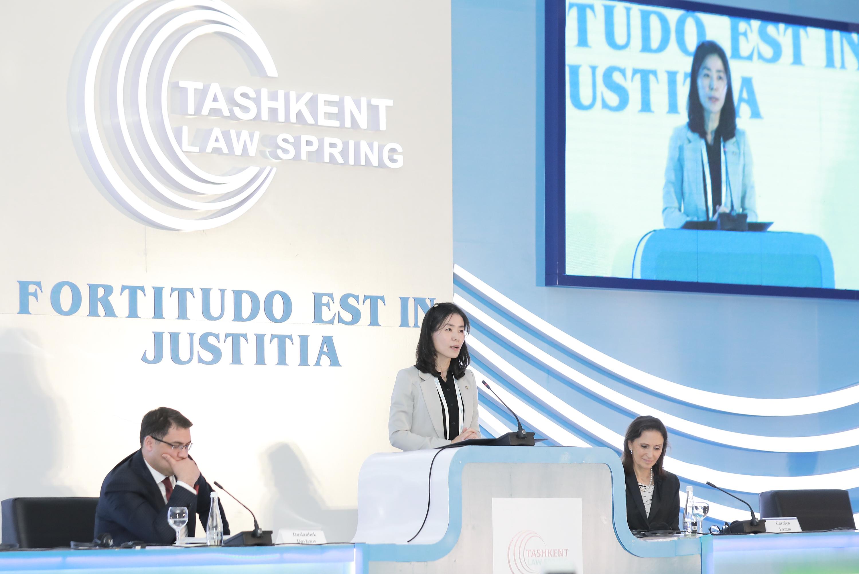 법제처, 우즈베키스탄과 법제교류 강화 사진 1