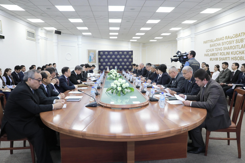 법제처, 우즈베키스탄과 법제교류 강화 사진 4