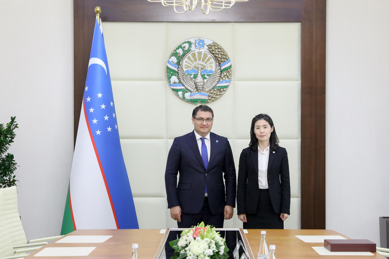 법제처, 우즈베키스탄과 법제교류 강화 사진 5